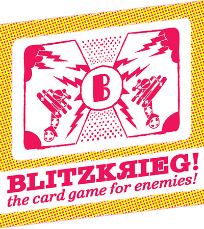 Blitzkrieg Card Game