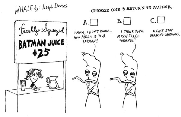Batman Juice