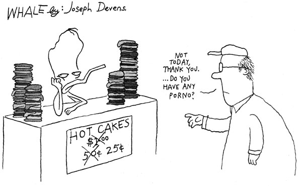 Sellin' Like Hot Cakes