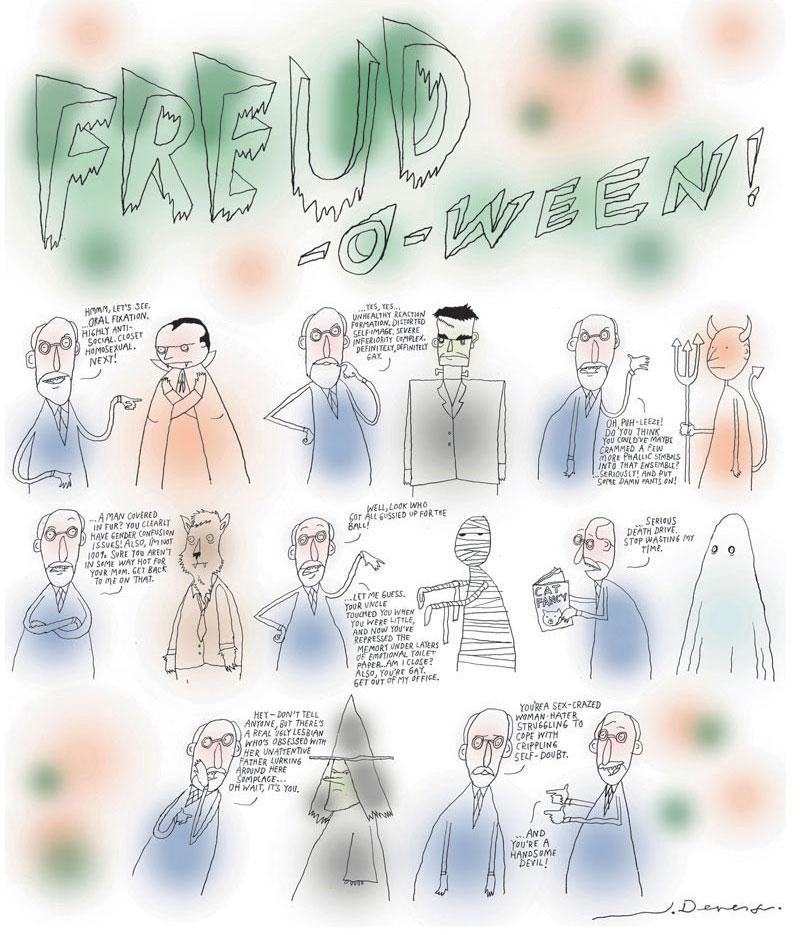 Freud-O-Ween