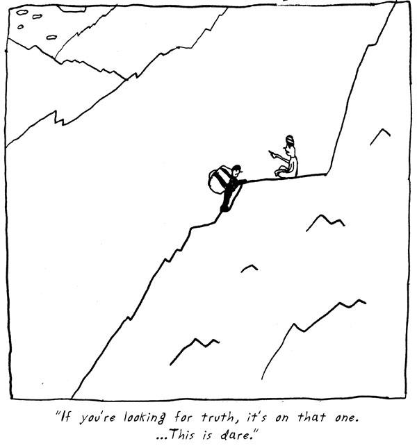 Wrong Mountain