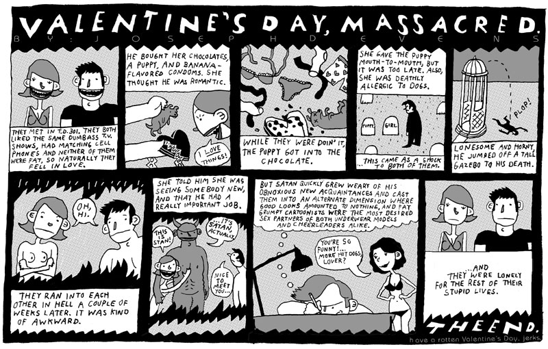 Valentines Day Massacred